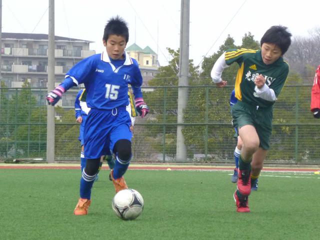 和泉少年サッカーテクノステージ和泉杯